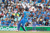 Shikhar Dhawan (India)   on the pull shot during India vs Australia, ICC World Cup Cricket at The Oval on 9th June 2019