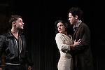 As The World Turns Trent Dawson stars with Sebastian Naskaris & Felicity Jones in Harold Pinter's The Homecoming at Centerstage, Baltimore, Maryland. Dress Rehearsal - January 27, 2011. (Photos by Sue Coflin/Max Photos)