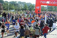 SPORT: JOURE: Jouster Merke Loop, start 15 km loop, ©foto Martin de Jong