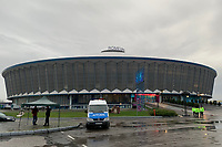 Lageplan am Veranstaltungsort Romexpo - 30.11.2019: UEFA EURO2020 Auslosung, Romexpo Bukarest, DISCLAIMER: UEFA regulations prohibit any use of photographs as image sequences and/or quasi-video.