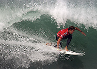 Eric Geiselman. 2009 ASP WQS 6 Star US Open of Surfing in Huntington Beach, California on July 25, 2009. ..