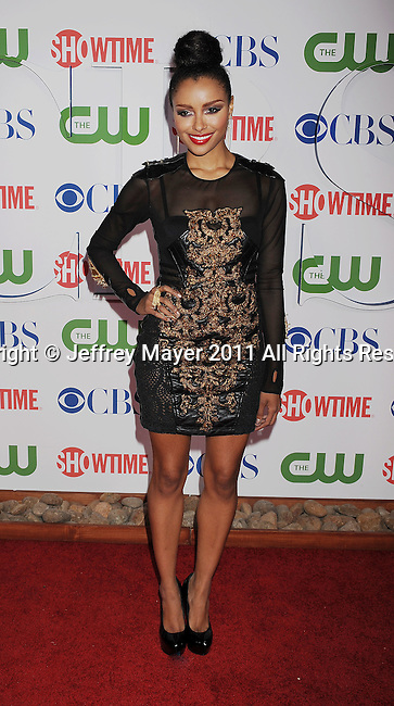 BEVERLY HILLS, CA - AUGUST 03: Katerina Graham arrives at the TCA Party for CBS, The CW and Showtime held at The Pagoda on August 3, 2011 in Beverly Hills, California.