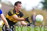 Ambrose O'Donovan Dr Crokes in action against Kerins O'Rahillys in the Semi Finals of the Senior County Football Championship at Austin Stack Park on Sunday.