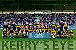 Dr Crokes Team in the Kerry Senior Football County Championship Semi Final between Dr Crokes and Kerins O'Rahillys at Austin Stack Park on Sunday.