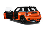 Car images of 2018 MINI Cooper JCW Door Hatchback Doors