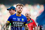 Barry John Keane Kerry players after being defeated by Mayo in the All Ireland Semi Final Replay in Croke Park on Saturday.