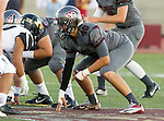 Torrance, CA 09/19/15 - Ryan Kirkwood (Torrance #40) in action during the Peninsula Panthers - Torrance Tartars Varsity football game at Torrance High School