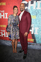 03 January 2018 - Los Angeles, California - Angela Rye, Common. Showtime's &quot;The Chi&quot; Los Angeles Premiere held at Downtown Independent.     <br /> CAP/ADM/FS<br /> &copy;FS/ADM/Capital Pictures
