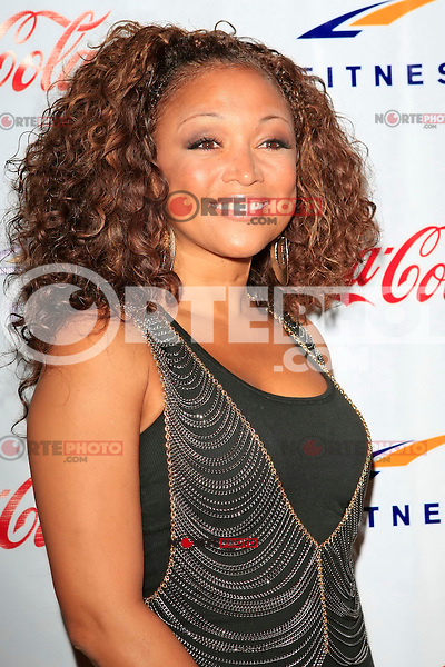 Chante Moore at the Grand Opening Celebrity VIP Reception of the FIRST SIGNATURE LA FITNESS CLUB, Woodland Hills, Los Angeles, California, 02.06.2012..Credit: Martin Smith/face to face /MediaPunch Inc. ***FOR USA ONLY***
