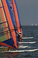 20th SPA Regatta - Medemblik.26-30 May 2004..Copyright free image for editorial use. Please credit Peter Bentley..Natasha Sturges - GBR