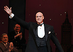 Anthony Warlow during the Broadway Opening Night Performance Curtain Call for 'Annie' at the Palace Theatre in New York City on 11/08/2012