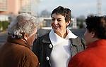 20080108 - France - Aquitaine - Pau<br /> PORTRAITS DE MARTINE LIGNIERES-CASSOU, CANDIDATE PS AUX ELECTIONS MUNICIPALES DE PAU EN 2008.<br /> Ref : MARTINE_LIGNIERES-CASSOU_009.jpg - © Philippe Noisette.