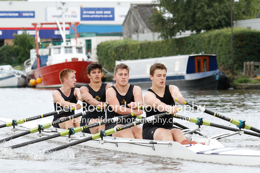 J16A.4x-  Final  (47) City of Swansea RC vs (48) Dart Totnes RC<br /> <br /> Saturday - Gloucester Regatta 2016<br /> <br /> To purchase this photo, or to see pricing information for Prints and Downloads, click the blue 'Add to Cart' button at the top-right of the page.