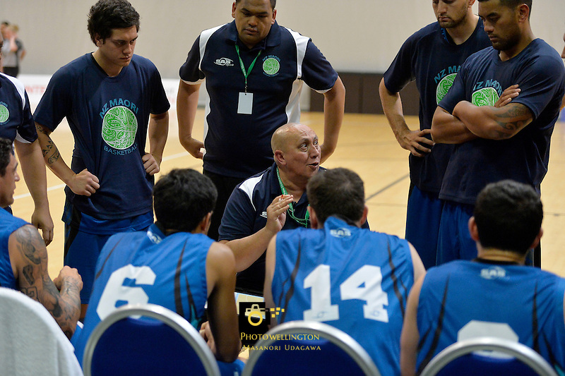 FiBA Oceania Pacific Basketball Championship at Te Rauparaha, Porirua, New Zealand on Thursday 28 November 2013.<br /> Photo by Masanori Udagawa.<br /> www.photowellington.photoshelter.com