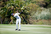Aaron Rai (ENG) during the 2nd round at the Nedbank Golf Challenge hosted by Gary Player,  Gary Player country Club, Sun City, Rustenburg, South Africa. 09/11/2018 <br /> Picture: Golffile | Tyrone Winfield<br /> <br /> <br /> All photo usage must carry mandatory copyright credit (&copy; Golffile | Tyrone Winfield)