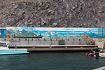 Mural, Fort Bay Terminal