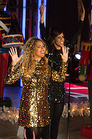 NEW YORK, NY - DECEMBER 04: Leona Lewis attending the 81st Annual Rockefeller Center Christmas Tree Lighting Ceremony held at Rockefeller Center on December 4, 2013 in New York City. (Photo by Jeffery Duran/Celebrity Monitor)