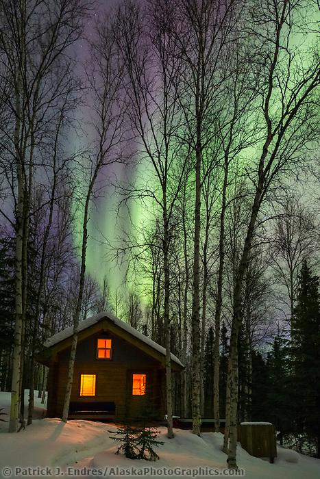Fairbanks, Alaska.