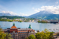 Scenes from Lucerne