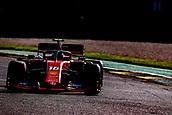 17th March 2019, Melbourne Grand Prix Circuit, Melbourne, Australia; Melbourne Formula One Grand Prix, race day; The number 16 Scuderia Ferrari driver Charles Leclerc during the race