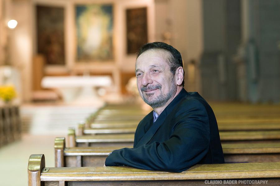 Don Gianfranco Feliciani, Archpriest Chiasso