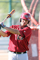 Yazy Arbelo - Arizona Diamondbacks - 2010 Instructional League.Photo by:  Bill Mitchell/Four Seam Images..