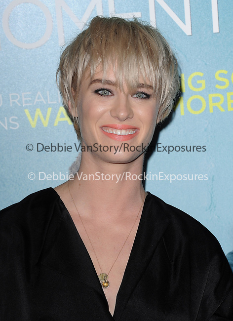 Mackenzie Davis attends That Awkward Moment Premiere held at The Premiere House at Regal Cinemas L.A. Live in Los Angeles, California on January 27,2014                                                                               © 2014 Hollywood Press Agency