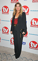 Emma Atkins at the TV Choice Awards 2018, The Dorchester Hotel, Park Lane, London, England, UK, on Monday 10 September 2018.<br /> CAP/CAN<br /> &copy;CAN/Capital Pictures