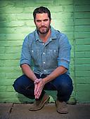 Singer and songwriter Tom McBride.