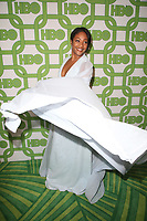 BEVERLY HILLS, CA - JANUARY 6: Tiffany Haddish at the HBO Post 2019 Golden Globe Party at Circa 55 in Beverly Hills, California on January 6, 2019. <br /> CAP/MPIFS<br /> ©MPIFS/Capital Pictures