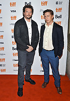 08 September 2018 - Toronto, Ontario, Canada - Danny McBride, David Gordon Green. &quot;Halloween&quot; Premiere - 2018 Toronto International Film Festival held at The Elgin Theatre. <br /> CAP/ADM/BPC<br /> &copy;BPC/ADM/Capital Pictures