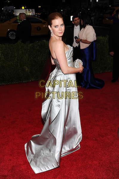 05 May 2014 - New York, New York- Amy Adams. &quot;Charles James: Beyond Fashion&quot; Costume Institute Gala. <br /> CAP/ADM/CS<br /> &copy;Christopher Smith/AdMedia/Capital Pictures