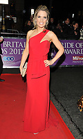 Charlotte Hawkins at the Pride of Britain Awards 2017, Grosvenor House Hotel, Park Lane, London, England, UK, on Monday 30 October 2017.<br /> CAP/CAN<br /> &copy;CAN/Capital Pictures /MediaPunch ***NORTH AND SOUTH AMERICAS ONLY***