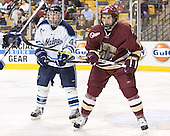Bret Tyler, Dan Bertram - The Boston College Eagles defeated the University of Maine Black Bears 4-1 in the Hockey East Semi-Final at the TD Banknorth Garden on Friday, March 17, 2006.