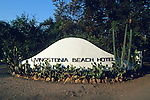 Livingstonia Hotel Sign