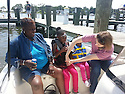 CPDC staff enjoyed a summer day at the Annapolis Maritime Museum with family.