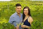 Katya & Dan at Old York Cellars
