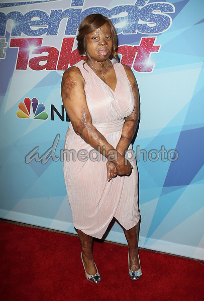 """29 August 2017 - Hollywood, California - Kechi. NBC """"America's Got Talent"""" Season 12 Live Show held at the Dolby Theatre. Photo Credit: F. Sadou/AdMedia"""