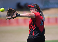 Hutt Valley v Canterbury women. 2020 National Fastpitch softball Championships at Fraser Park in Lower Hutt, New Zealand on Friday, 14 February 2020. Photo: Dave Lintott / lintottphoto.co.nz