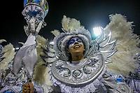 SAO PAULO, SP, 23/02/2020 - Carnaval 2020 -SP- Carnaval 2020, Desfile da Escola de Samba Mocidade Alegre pelo segundo dia de Carnaval do grupo especial, no Sambodromo do Anhembi em Sao Paulo, SP, nesta domingo (23). (Foto: Marivaldo Oliveira/Codigo 19/Codigo 19)