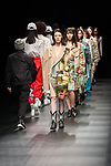 2017/10/19 Tokyo, Amazon Fashion Week Tokyo 2018 S/S<br /> Brand, Asian Fashion Meets Thailand<br /> Designer, Takarawong<br /> (Photos by Michael Steinebach / AFLO)