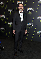 LAS VEGAS, NV - NOVEMBER 30: Jimmie Johnson arriving to the 2017 NASCAR Sprint Cup Awards at The Wynn Hotel & Casino in Las Vegas, Nevada on November 30, 2017. Credit: Damairs Carter/MediaPunch /NortePhoto NORTEPHOTOMEXICO
