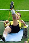 Tottenham Hotspur FC's Harry Kane during training session. October 16,2017.(ALTERPHOTOS/Acero)