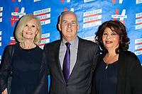 LOS ANGELES - SEP 25: Patti Christopher, Pat Harris, Manuela Jimenez at 'Pat Harris' California Democratic U.S. Senate run 2018 kick off' at Catalina Jazz Club Bar & Grill on September 25, 2017 in Hollywood, California