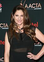 3 January 2020 - West Hollywood, California - Niki Caro. 9th Annual Australian Academy Of Cinema And Television Arts (AACTA) International Awards  held at SkyBar at the Mondrian. Photo Credit: FS/AdMedia