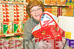 Lucky bag: Uber lucky Mary McDaid from St Brendan's Tce, Listowel bags a EUR570 Texier designer bag in a Special K Wow Promotion this week.