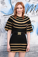 LONDON, UK. June 25, 2019: Eleanor Tomlinson arriving for the Serpentine Gallery Summer Party 2019 at Kensington Gardens, London.<br /> Picture: Steve Vas/Featureflash