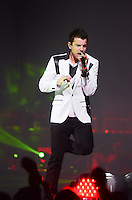 Jordan Knight of The New Kids on The Block perform sat BB&T Center during The Package Tour 2013, Sunrise, Florida, June 22, 2013