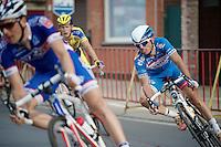 Nico Sijmens (BEL/Wanty-Groupe Gobert)<br /> <br /> 99th (open) Flemish Championships 2014<br /> (&quot;Kampioenschap van Vlaanderen&quot;)