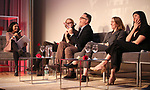 Parul Sehgal, Patrick DeWitt, Eric DuPont, Shela Heti and Thea Lim during the Scotiabank Giller Prize 25 Finalists: Between The Pages at the New Museum on November 7, 2018 in New York City.